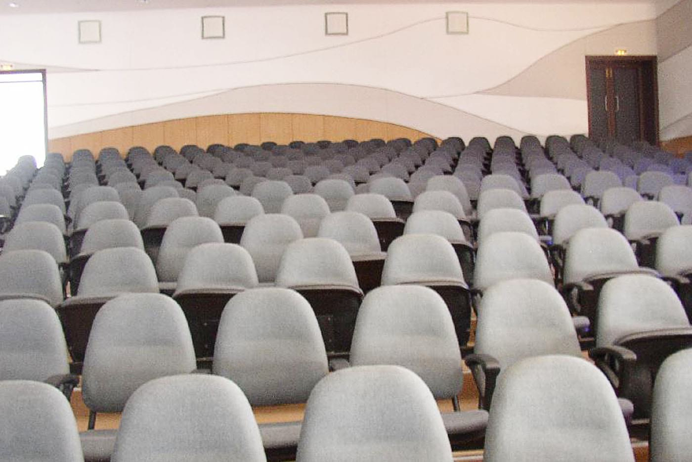 SSN College of Engineering Auditorium Zoom View